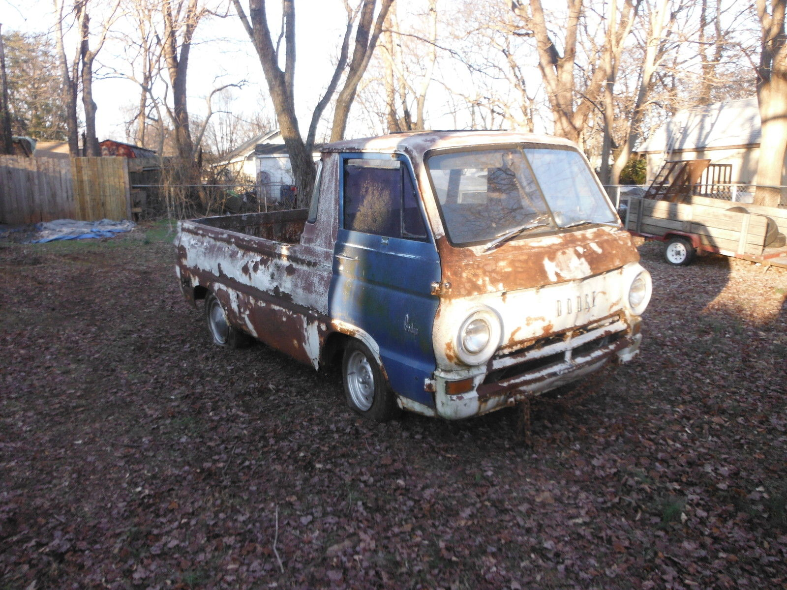 1964 Dodge A100 Pickup Truck For Sale in Greensboro North Carolina