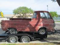 1964 Dodge A100 3 window