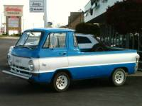 1964 Dodge A100 Van Nose Truck