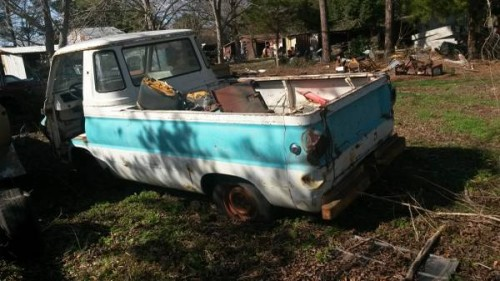 1965 Dodge A100 Pickup Truck Parts For Sale in Houston ...
