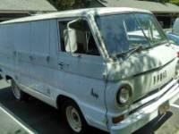 Reduced 1965 Dodge Van A 100