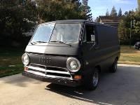 Rare 1965 Dodge a100 panel van
