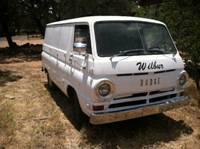 1965 Dodge A100 Panel Van