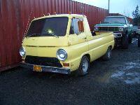 1966 Dodge A100 Auto Pickup Truck
