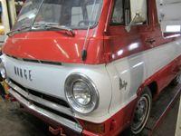 1966 Dodge A-100 Pickup (Rare 5-window cab)