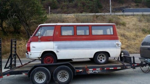 1966 Dodge A100 Van For Sale in Roseburg, Oregon | $0.8K
