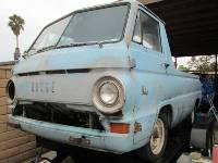 1966 Dodge A100 5 window