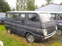 1967 Dodge A100 Sportsmens Edition Rat Van
