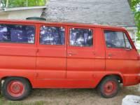 1967 Dodge A100 Van