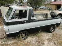 1967 Dodge A100 Pickup