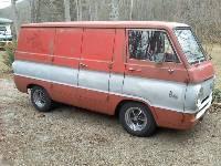 1967 Dodge A100 Panel Van