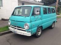 1967 Dodge Van A100