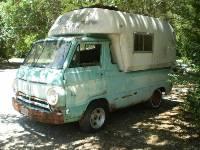 Rare 1968 Dodge A100 Lark Camper