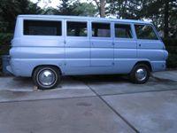 1968 Dodge A108 / A100 8-door Window Van