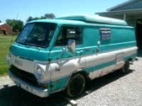 1969 Dodge A100 Townsman