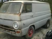 1969 Dodge A100 Van Mopar