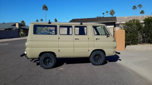 1965 dodge a100 custom van no door for sale in harrison new york car interior design. Black Bedroom Furniture Sets. Home Design Ideas
