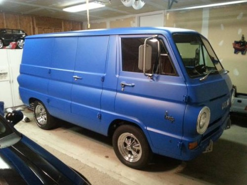 1966 dodge a100 van for sale in lincoln de ad source craigslist miles