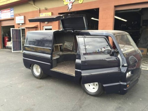 1969 dodge a100 van for sale in inland empire california. Black Bedroom Furniture Sets. Home Design Ideas