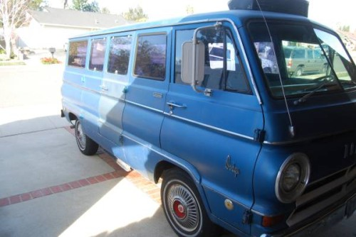 Simi Valley Dodge >> 1969 Dodge A100 Van For Sale In Simi Valley California 6 5k