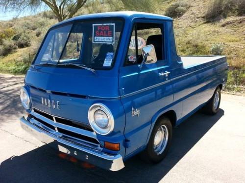 1965 dodge a100 pickup truck for sale in scottsdale arizona 13 5k. Black Bedroom Furniture Sets. Home Design Ideas