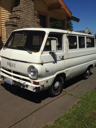 1969 Dodge A100 Van For Sale in Yakima, Washington | $1.5K