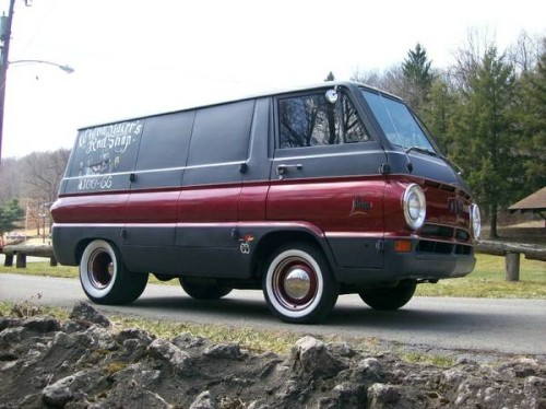 1966 dodge a100 van for sale in butler pa ad source craigslist miles
