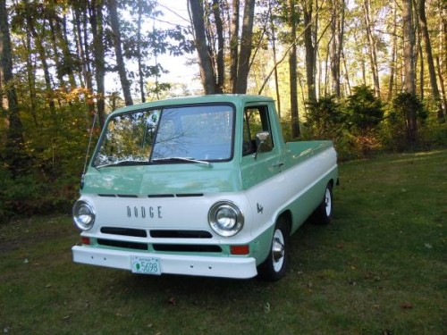 1965 dodge a100 pickup truck for sale in derry new hampshire 21 9k. Black Bedroom Furniture Sets. Home Design Ideas