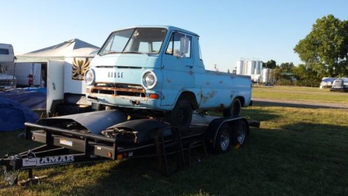 1966 Dodge A100 Pickup Truck For Sale in Guthrie, Oklahoma   $4.9K