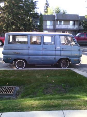 1970 Dodge A100 Van For Sale In Spokane WA
