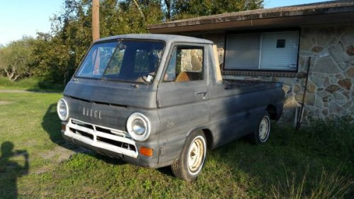 1964 dodge a100 pickup truck for sale in corpus christi texas 6 5k. Black Bedroom Furniture Sets. Home Design Ideas