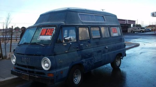 1969 Dodge A100 Van For Sale in Palm Springs, California ...