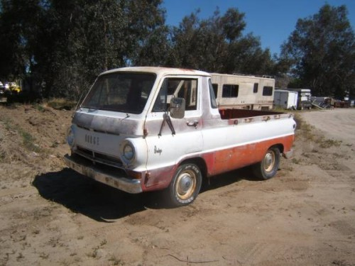 1965 Dodge A100 Pickup Truck For Sale In Minocqua