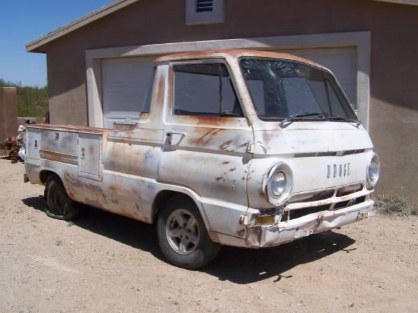 1965 dodge a100 pickup for sale in tucson az ad source craigslist