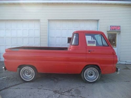 1967 dodge a100 pickup for sale in fostoria oh ad source craigslist