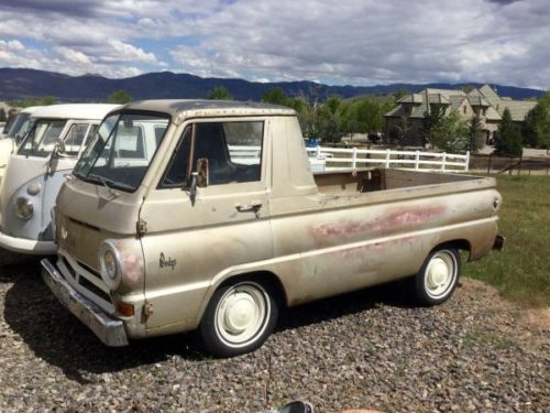 1966 Dodge A100 Pickup Truck For Sale In Reno, Nevada