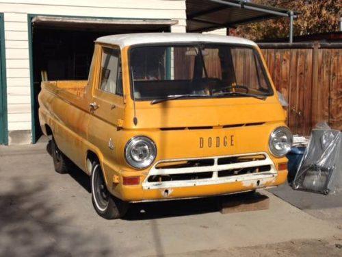 1965 dodge a100 pickup truck for sale in boise idaho 7 500. Black Bedroom Furniture Sets. Home Design Ideas