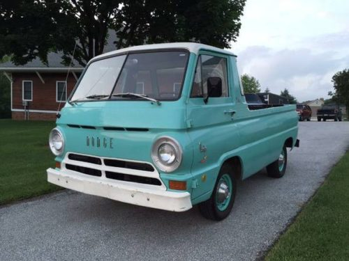 1969 dodge a100 pickup truck for sale in hanover. Black Bedroom Furniture Sets. Home Design Ideas