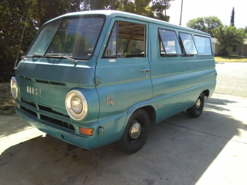 1965 Dodge Van Craigslist Autos Post