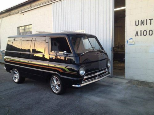 1966 Dodge A100 Van For Sale In Chatsworth California 60k