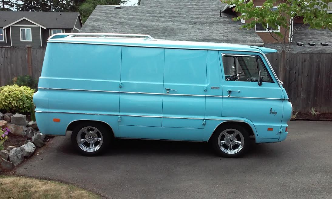1969 Dodge A100 Van For Sale in Tacoma, Washington | $9,500