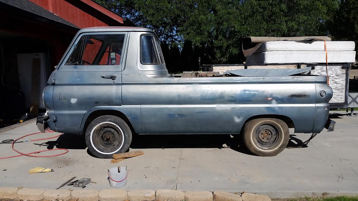 Dodge a100 for sale in idaho pickup truck van 1964 1970 1966 pickup caldwell id publicscrutiny Images