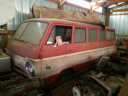1967 Dodge A100 Van For Sale In Osseo, Wisconsin
