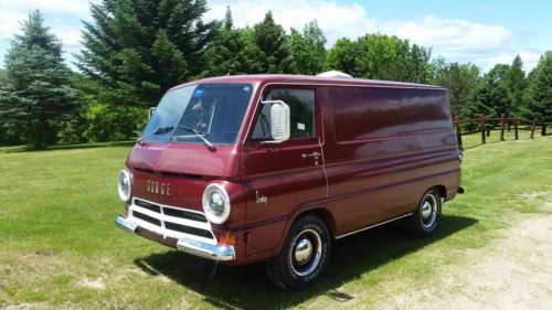 1969 Dodge A100 Van For Sale In Greenwood Maine 6 500