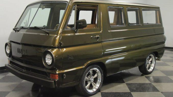 1966 Dodge A100 Van For Sale In Charlotte North Carolina