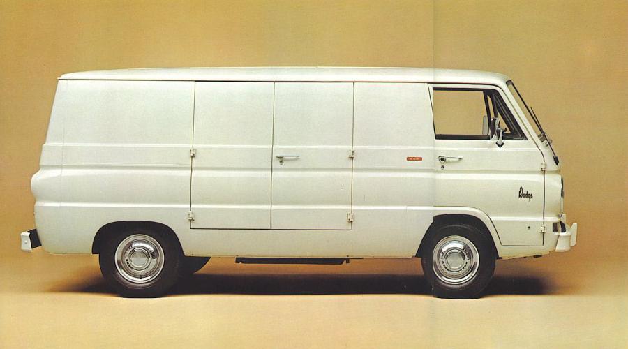 Dodge A108 Compact Van
