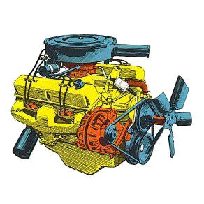 Dodge A100 Drivetrain