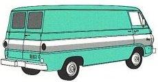 Dodge A100 Panel Van