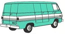 Dodge A100 Van