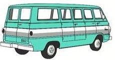 Dodge A100 Vision Van